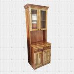 Solid Wood Buffet Cupboard